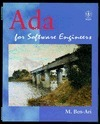 ADA for Software Engineers [With *]  by  Mordechai Ben-Ari