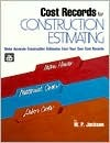 Cost Records for Construction Estimating W.P. Jackson