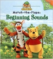 Beginning Sounds: Match-The-Flaps  by  Marge Kennedy