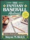 The Fantasy Baseball Abstract 1992 Wayne M. Welch