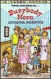 Busybody Nora Johanna Hurwitz