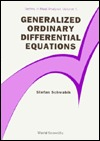 Generalized Ordinary Differential Equations  by  S. Schwabik