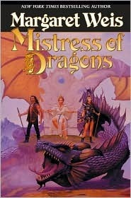 Mistress of Dragons (The Dragonvarld Trilogy, #1)  by  Margaret Weis