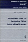 Automatic Tools for Designing Office Information Systems: The Todos Approach Barbara Pernici