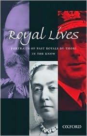 Royal Lives  by  Brian Howard Harrison