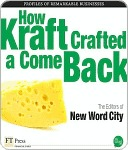 How Kraft Crafted a Comeback New Word City