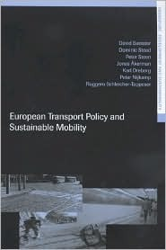 European Transport Policy and Sustainable Mobility  by  Akerman Jonas