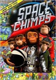 Space Chimps: Look and Find  by  Caleb Burroughs