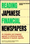 Reading Japanese Financial Newspapers Association for Japanese-Language Teaching (AJALT)