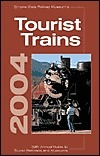 Tourist Trains 2004: Empire State Railway Museums Guide to Tourist Railroads and Museums  by  Kalmbach Publishing Company