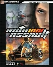 Auto Assault Official Strategy Guide BradyGames