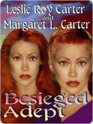 Besieged Adept [Aetria Series Book 2] Leslie Roy Carter