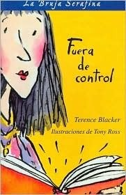 Fuera de Control = Out of Control  by  Terence Blacker