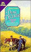 Dear Deceiver  by  Elizabeth Lynch