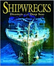 Shipwrecks  by  Nigel Cawthorne