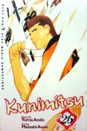 Kunimitsu Vol. 26  by  Yuma Ando