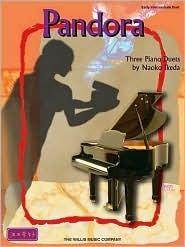 Pandora: 3 Progressive Piano Duets/Later Elementary to Early Intermediate Level Naoko Ikeda