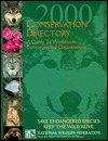 Conservation Directory 2000 National Wildlife Federation