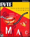 Byte Mac Programmers Cookbook [With 3.5 Disk] Rob Terrell