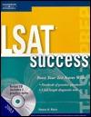 LSAT Success 2003 [With CDROM] Thomas O. White