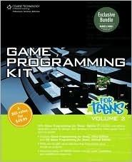 Game Programming Kit for Teens, Volume 2 [With 2 CDROMs] Maneesh Sethi