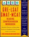 Arco GRE LSAT GMAT MCAT Reading Comprehension Workbook Mark Alan Stewart