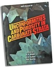 Unconformities & Porosity in Carbonate Strata (Aapg Memoir Series No 63) (Aapg Memoir Series No 63)  by  Paul M. Harris