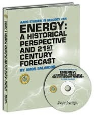 Energy: A Historical Perspective and 21st Century Forecast Amos Salvador