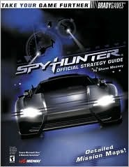 Spy Hunter Official Strategy Guide for Xbox & Gamecube Shane Mooney