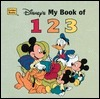 My Book of 1-2-3 (Little Nugget Books Series) Golden Books