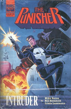 The Punisher: Intruder  by  Mike Baron