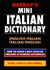 Harraps Mini Italian Dictionary Harraps Publishing