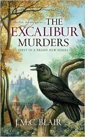 The Pendragon Murders J.M.C. Blair