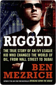 Rigged  by  Ben Mezrich