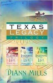 Texas Legacy Trilogy  by  DiAnn Mills