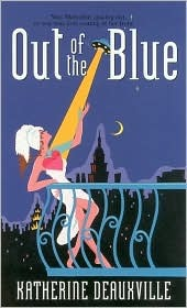 Out of the Blue  by  Katherine Deauxville