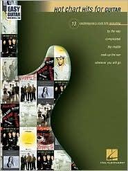Hot Chart Hits for Guitar  by  Hal Leonard Publishing Company