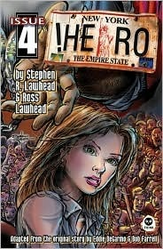 Hero Comic: Issue 4  by  Stephen R. Lawhead