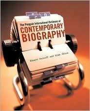 The Penguin International Dictionary of Contemporary Biography  by  Edward Vernoff
