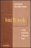Doing Philosophy: A Guide to the Writing of Philosophy Papers Joel Feinberg