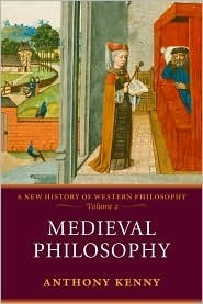 Medieval Philosophy  by  Anthony Kenny