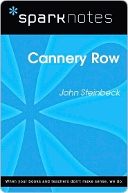 Cannery Row (SparkNotes Literature Guide Series)  by  SparkNotes