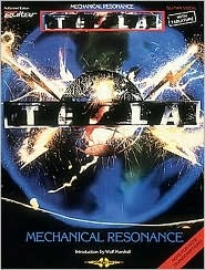 Mechanical Resonance Bass Tesla with Tablature  by  Tesla