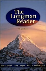 The Longman Reader  by  Judith A. Nadell