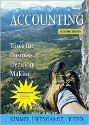 Accounting, Binder Ready Version: Tools for Business Decision Making Paul D. Kimmel