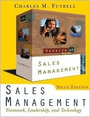 Sales Management  by  Charles Futrell