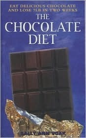 The Chocolate Diet  by  Sally Ann Voak