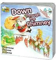 Down Through the Chimney [With CD] Kim Mitzo Thompson