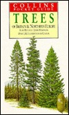 Trees of Britain & Northern Europe: Over 1,500 Illustrations in Colour Alan Mitchell