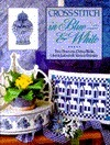 Cross-Stitch in Blue and White Trice Boerens